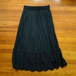 Missoni for Target Chevron Maxi skirt